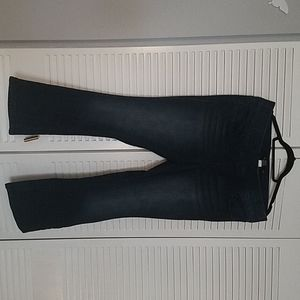 Torrid- Pull On Bootcut Jeans- Extra Short